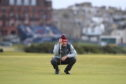 Stephen Gallacher was the only Scot to make the cut in this year's Alfred Dunhill Links Championship.
