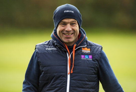Edinburgh Rugby Head Coach Richard Cockerill is relishing a return to the Champion's Cup.