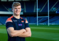 Edinburgh's Darcy Graham makes up for his lack of size with pace,  technique and heart.