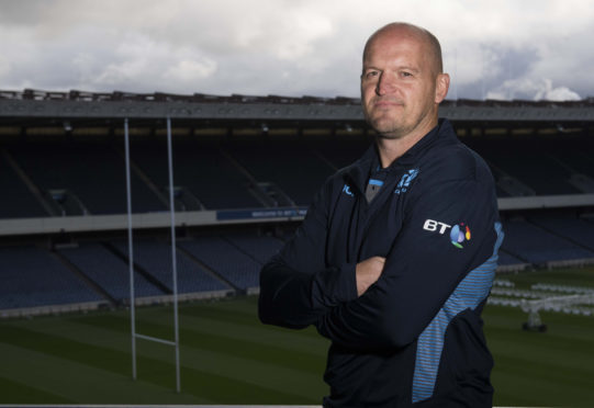 Scotland's Head Coach Gregor Townsend is starting to focus towards next year's World Cup.
