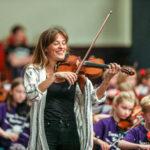 Nicola Benedetti to make a Big Noise celebrating Dundee Symphony Orchestra milestone