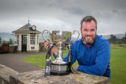 Chris Kelly is aiming to win the Scottish PGA Championship for a fourth time.