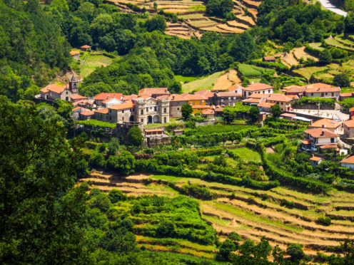 "Sistelo, also known as ""little Portuguese Tibet"", is one of the highlights of northern Portugal."