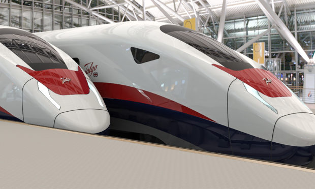 Spanish train firm to create 1,000 jobs at new factory in Scotland
