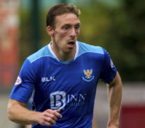 St Johnstone's David McMillan looking to bounce back from worst defeat of his career