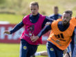 Could Leigh Griffiths and Steven Fletcher both return to the Scotland squad next month?