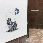 'Zapped' Perth mural to get new home in Dundee