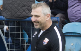 Difficult to predict results in this division, says Montrose manager Stewart Petrie