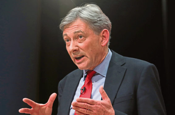 Richard Leonard will be speaking at the STUC conference in Dundee on Monday