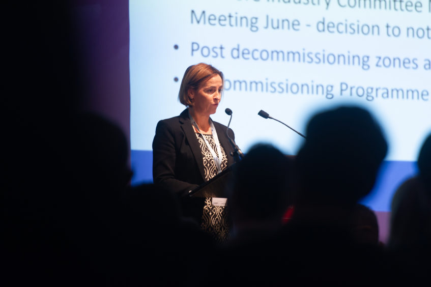 Pauline Innes (OPRED) Offshore Petroleum Regulator for Environment and Decommissioning