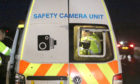 A Safety Camera Unit in action.
