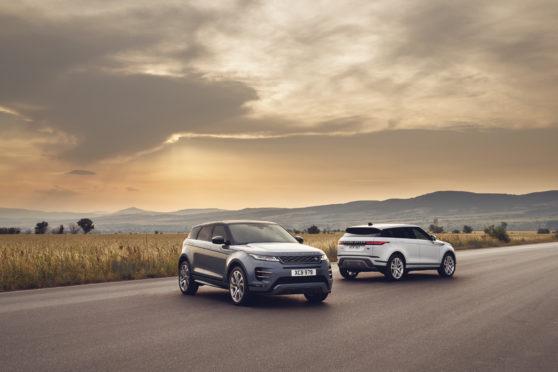 Range Rover Evoque Preview