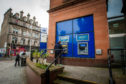 The Bank of Scotland branch in Dundee's Nethergate is due to close next year.