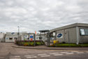 The 2 Sisters Group chicken factory in Coupar Angus