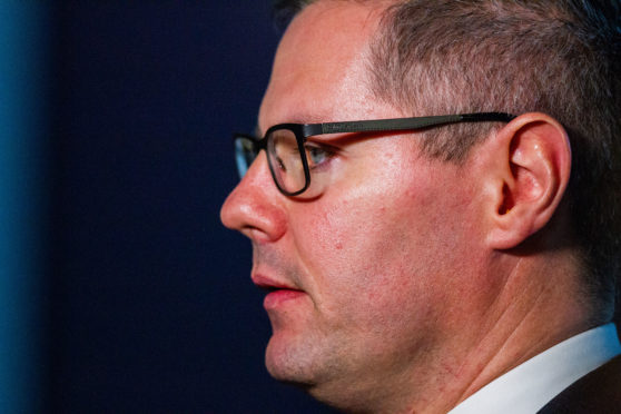 Derek Mackay would struggle to balance the books in an independent Scotland, says our lead letter writer.