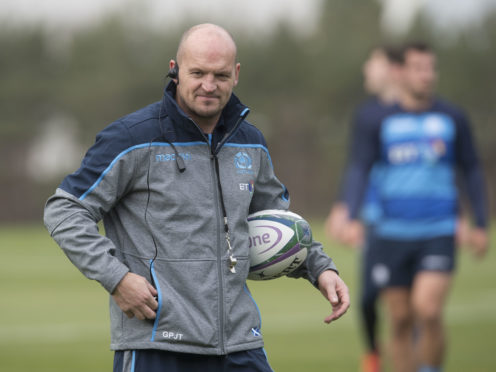 Scotland head coach Gregor Townsend is no stranger to chopping and changing selection.