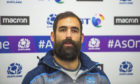 Josh Strauss is back at No 8 having been left out of the original Autumn Test squad.