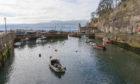 Dysart Harbour.