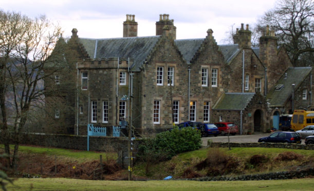 The New School, Butterstone.