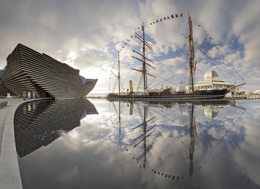 The opening of the V&A has been listed as a key step in Dundee's regeneration.