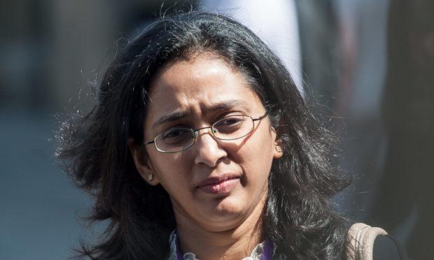 Dr Vaishnavy Laxman.
