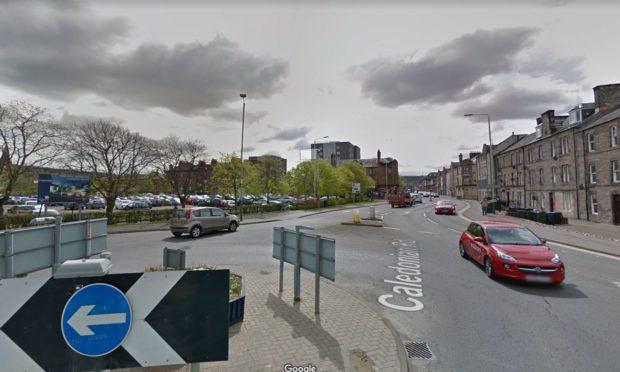 Caledonian Road.