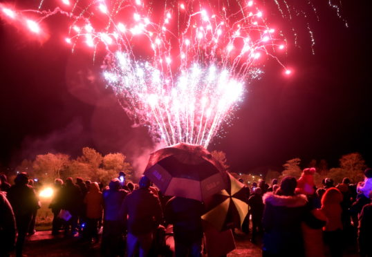 Fireworks can trigger PTSD symptoms
