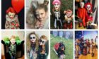 A few of the Halloween photos sent in to us by Courier readers.