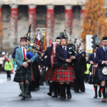 Dundee remembers: Hundreds line city's streets to pay respects 100 years on from Armistice