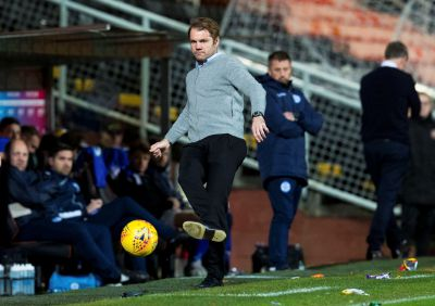Robbie Neilson in action.