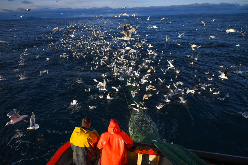 Members of the Scottish fishing fleet are concerned the new fisheries policy would still relinquish too much of its catch to European states and fail to restore full control over UK waters.