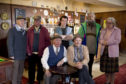 The cast of Still Game.