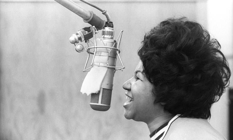 Aretha Franklin 1942 - 2018
