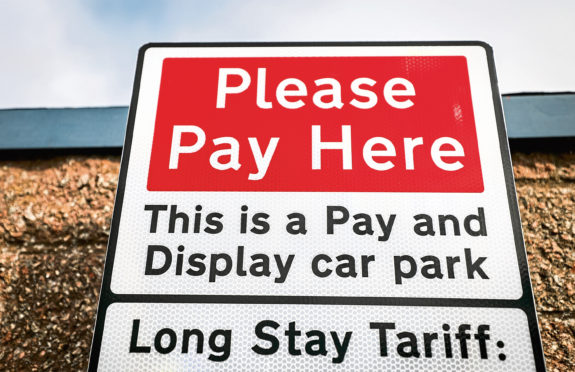Councillors believe the decision over parking should be devolved.