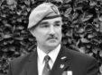SAS hero Robin Horsfall.