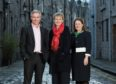 David Ovens, Chief Operating Officer; Niki McKenzie, Investment Director; Sarah Hardy, Chief Investment Officer, Archangels.