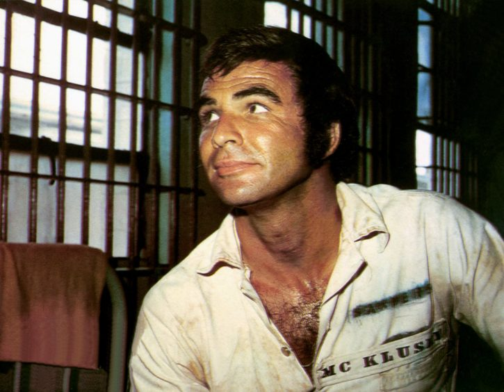 Burt Reynolds 1936 - 2018