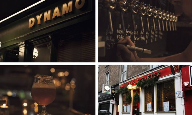 Dynamo Dundee has opened its doors.