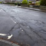 Dundee roads among worst in Scotland this season, data shows