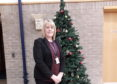 Detective Inspector Hannah Morrison of Police Scotland's Domestic Abuse Investigation Unit in Fife.