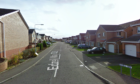 Police are hunting for the Rolex and cash stolen from the house in Edzell Way. Google Street View