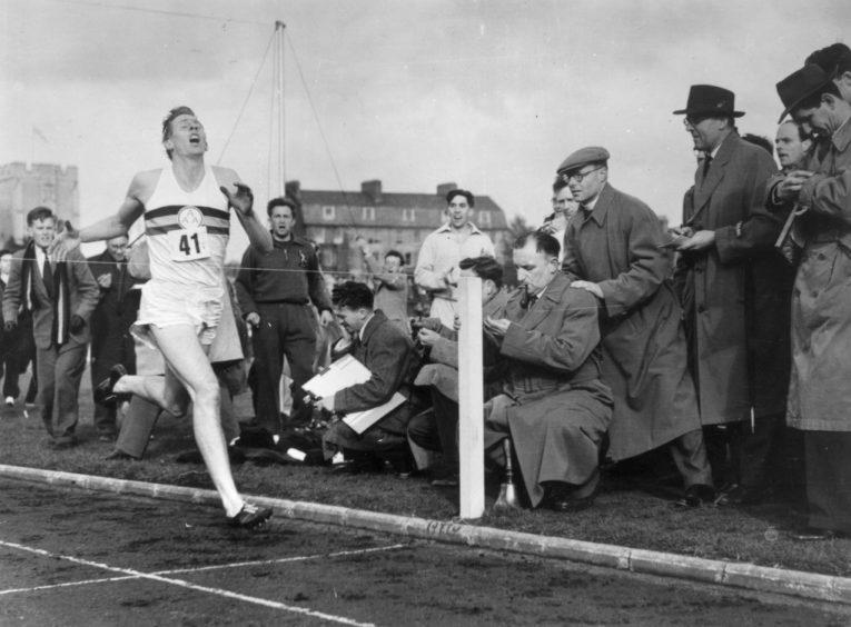 Roger Bannister 1929 - 2018