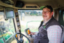 Craig Norrie was surprised by how much potential was left in the wheat.