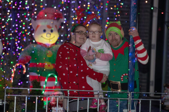 David pictured with his partner Tracey and daughter Rebecca who received a Kidney from David earlier this year.