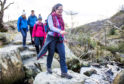 Ramblers tackling isolation with festival of winter walks.