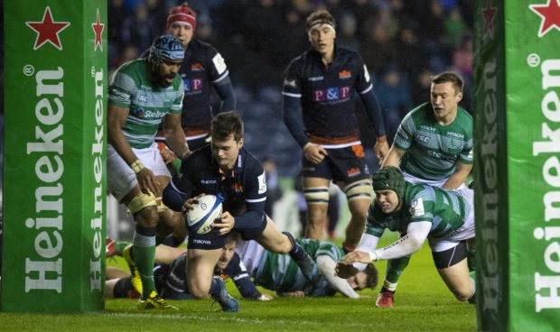 Edinburgh 31, Newcastle Falcons 13: Edinburgh secure a bonus and top spot