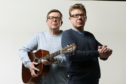 Craig and Charlie Reid, The Proclaimers. Seen here in studio shoot in Leith in 2018. Picture: Murdo McLeod.