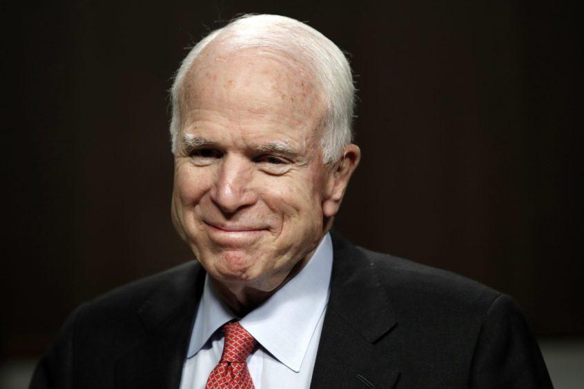 John McCain 1936 - 2018