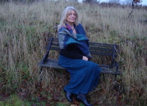 Yvonne now calls Markinch home - and has lifted the lid on her incredible story in a new book.