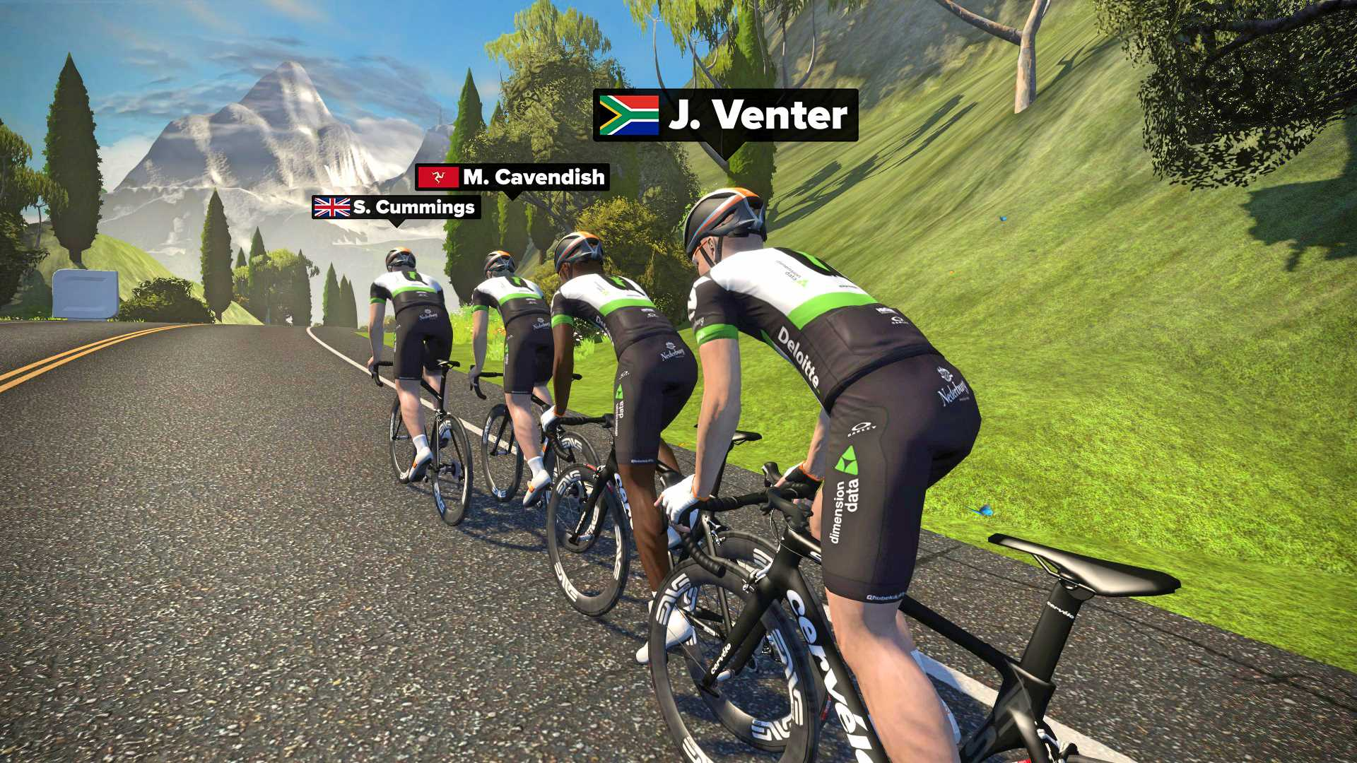 Zwift makes quick work of indoor cycling training - The Courier
